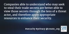 Who is Stealing Your Trade Secrets? An Overview of Key Threats