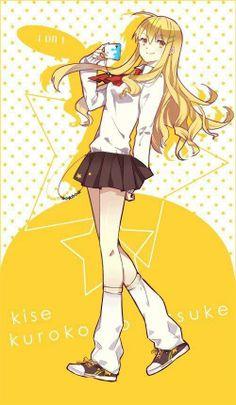 Kuroko no Basuke   KnB   Kiseki no Sedai   Generation of Miracle   GoM   Kise Ryota   Female Gender