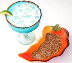 Devil Dust : Margarita Salt for Chiliheads