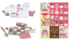 Adorable Baker Themed Collection *perfect for a little chef