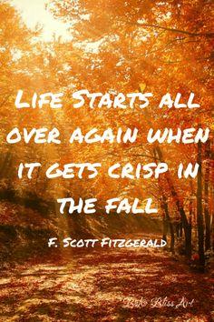 scott fitzgerald quote autumn: quotes to entice your senses People Quotes, Me Quotes, Fall Quotes, Nature Quotes, Quotable Quotes, Woman Quotes, Forest Quotes, Scott Fitzgerald Quotes, Season Quotes