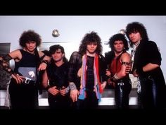 ▶ Bon Jovi - Round And Round - Full Movie - YouTube
