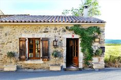 Small Mediterranean Cottages | Star Luxury, Canal Du Midi, Courtyard/Garden/Terrace, Aircon, Free ...