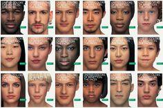 united colors of benetton Face Reveal, Colors Of Benetton, Advertising Campaign, Diversity, Unity, Politics, The Unit, Calendar, Lost