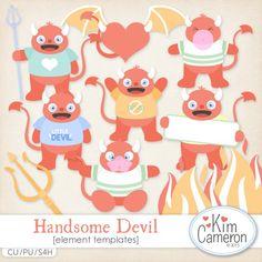 Handsome Devil by Kim Cameron