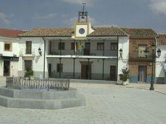 """Antiguo Hospital de Pobres y Viandantes (S XVI) *""""Casa del Cura de Casarrubios"""