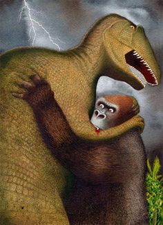 King Kong de Anthony Browne