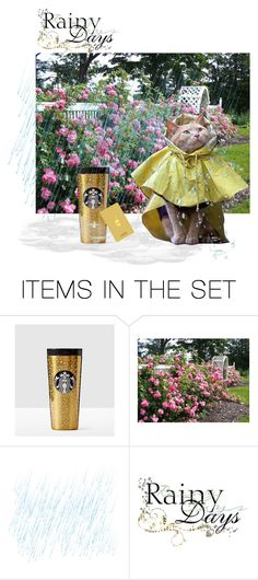"""Just Another Day in Oregon"" by christined1960 ❤ liked on Polyvore featuring art"