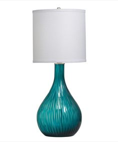 Aqua Table Lamp