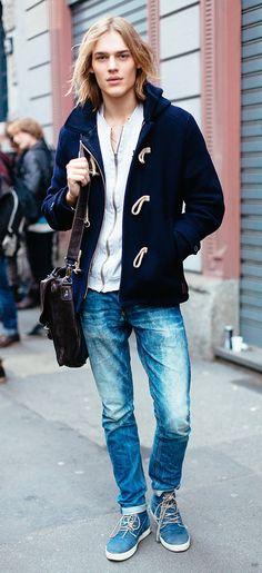 Ton Heukels - Milan Fashion Week - Street Style - http://www.portalaz.com.br/blogs/territorio_masculino/51