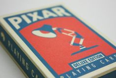 Pixar Cards!!! See link for more images.