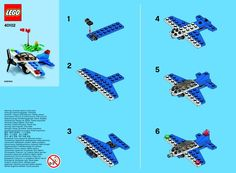 View LEGO instructions for Monthly Minibuild September set number 40102 to help you build these LEGO sets