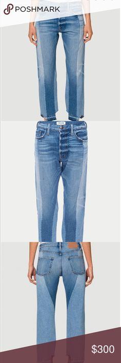 Frame Denim Nouveau Le Mix Jeans NWT Frame Denim Jeans
