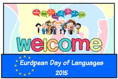 Recursos para profesores de español: European Day of Languages Display.