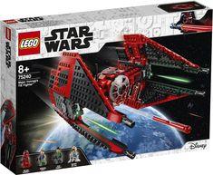 Köp LEGO Star Wars 75240 Major Vonreg's TIE Fighter på Jollyroom.se - Alltid fri frakt över 1 000 kr - Prisgaranti - 365 dagars öppet köp Lego Star Wars, Star Wars Minifigures, Tie Fighter, Figurine Lego, Free Lego, Lego System, Lego Store, Lego War, Lego Figures