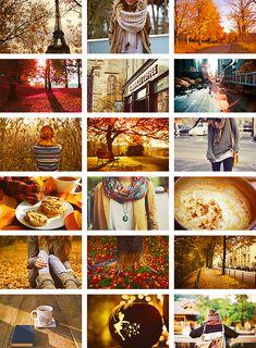 autumn, perfect autumn.