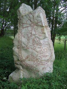The Lingsberg Runestone - Sweden