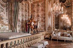 Exposição de Joana Vasconcelos no Palácio de Versailles.