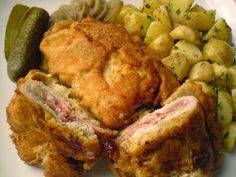 See related links to what you are looking for. Hungarian Recipes, Pork Dishes, Bacon, Food And Drink, Chicken, Tiramisu, Foods, Food Food, Food Items