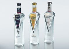 Russian Diamond Vodka on Packaging of the World - Creative Package Design Gallery