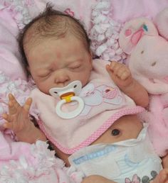 Dolls on pinterest baby dolls real baby dolls and realistic baby