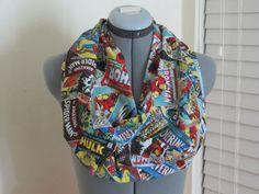 Universo Marvel | Community Post: 25 espléndidas bufandas para chicas fanáticas modernas