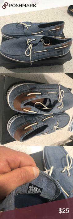 Aldo light blue boat shoes Aldo light blue boat shoes Aldo Shoes Boat Shoes