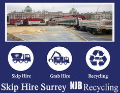 For more info only log on: http://www.njbrecycling.co.uk/grab-hire-surrey/
