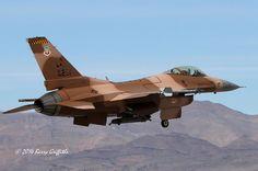 General Dynamics F-16C Viper s/n 86-0291 USAF 64th Aggressor Squadron (AGRS) 57th WG