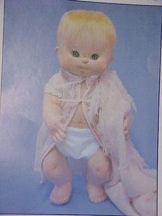 sculptured doll patterns | Miss Martha Originals Soft Sculpture Doll Pattern by playinjayne