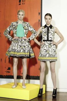 Alice + Olivia Resort 2015-16 (5)  - Shows - Fashion