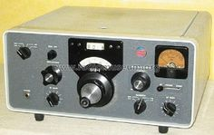 51S-1; Collins Radio (ID = 52001) Receiver-C