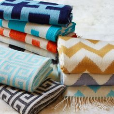 Luxe up your living room with Jonathan Adler Throws