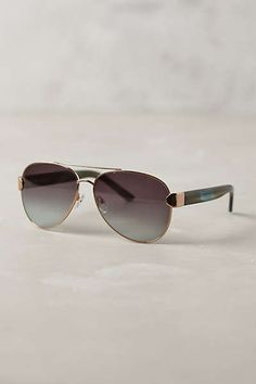TOMS Adeline Champagne Mates Sunglasses with Brown Gradient Lens L4LHAFy