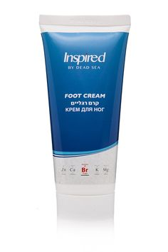 Inspired by Dead Sea Luxurious Anti Bacterial Foot Cream Intensive Spa at Home Enriched with Dead Sea Minerals and Natural Plant Extracts 100 ml / fl.oz ** Discover this special product, click the image : Skin Care - Feet, Hands, Nails Dry Skincare, Cracked Feet, Dead Sea Minerals, Foot Cream, Vaseline, Bath Bombs, Feet Soles, Beauty Skin, Spa