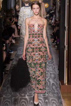 visual optimism; fashion editorials, shows, campaigns & more!: valentino couture fall 2013