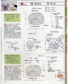 Crochet Zodiac Scheme 2
