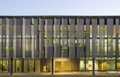 JCU Education Central by Wilson Architects