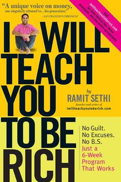 Irreverent and at times grumpy, Ramit will teach you to whip your finances into shape in six weeks flat. But will he teach you to be rich? Not really.