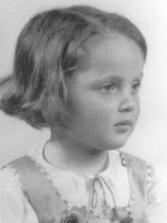 Naomi Posinova, born in Prague, murdered in Auschwitz. Never forget