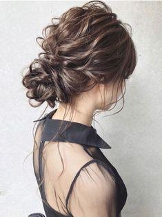 tomoya tamada|no brandのその他を使ったコーディネート - WEAR Hair Inspo, Hair Inspiration, Hair Arrange, Hair Setting, Prom Hair, Wedding Tips, Her Hair, Hair And Nails, Bridal Hair