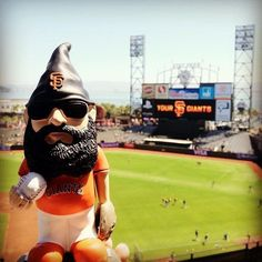 Brian Wilson gnome, I have one!!!