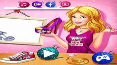 Em Princesa Cinderela Sapatinho de Cristal, todos conhecem a história da Princesa Cinderela e seu sapatinho de cristal. E agora nossa amiga Cinderela está criando um blog para contar toda sua história e ensinar os seus truques de moda. Você pode se juntar a ela e começar o blog criando o mais bonito, estiloso e charmoso sapato. Divirta-se jogando com a Cinderela!