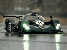 Bentley returning to Le Mans in 2014 with the Speed 8 - hope so :-)