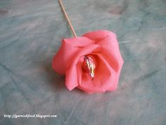 Cute flower with candy middle