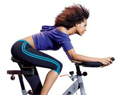 Sweat It Out With This Cycling Workout