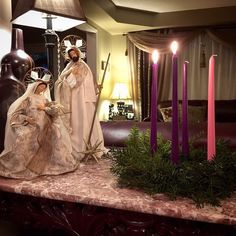 Celebrating #Advent in our home. #Catholic #Christmas