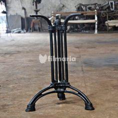 Cast Iron Table Leg/ Cast Iron Table Base/ Kaki Meja Besi Cor