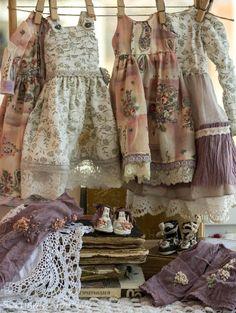 Vestidos de Svetlana Alputovoy