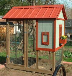 chicken coops | Playhouse Chicken Coop - BackYard Chickens Community